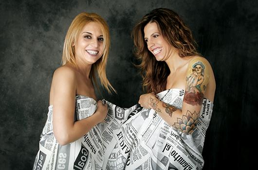 Foto 2 chicas juntas