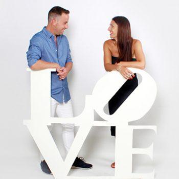 Pareja in love